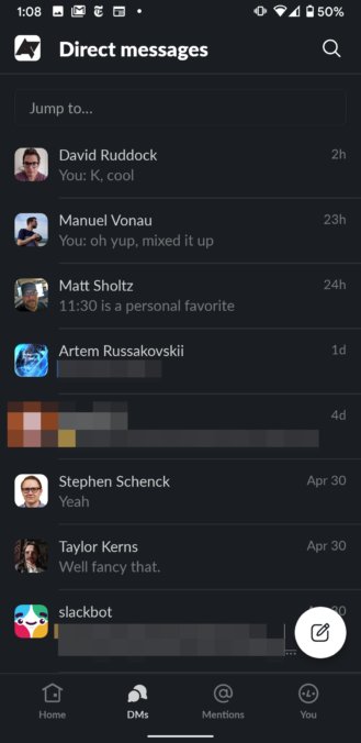 Slack is silently testing a drastically redesigned interface in its latest app beta 6