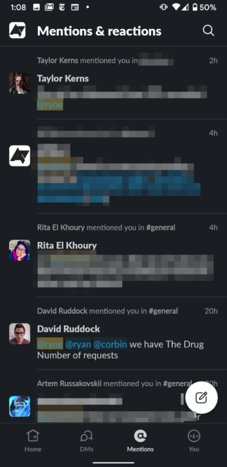 Slack is silently testing a drastically redesigned interface in its latest app beta 8