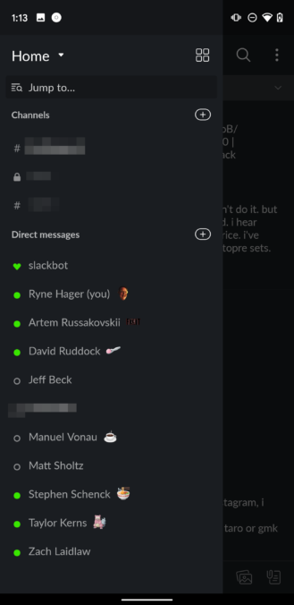 Slack is silently testing a drastically redesigned interface in its latest app beta 5