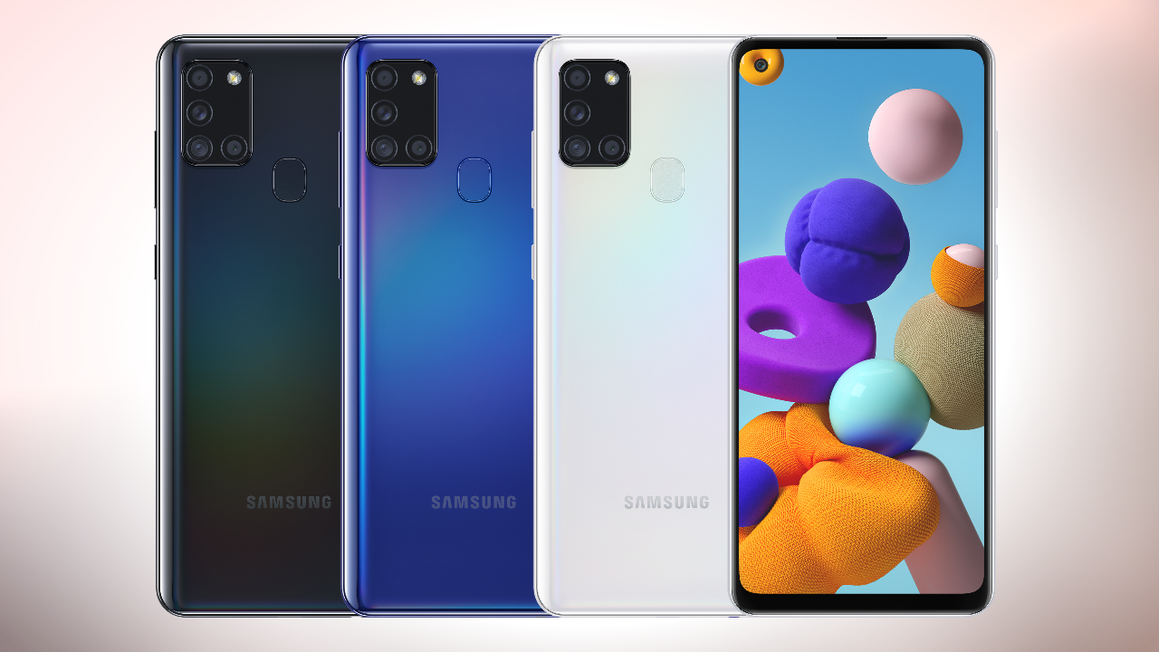Affordable Galaxy A21s Brings Quad Rear Cameras Plus A Headphone Jack Starting June 19