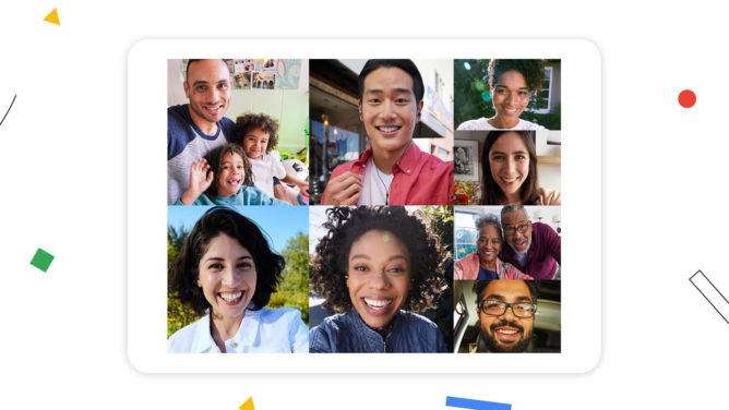Google Duo on Android expands group calls to 32 participants