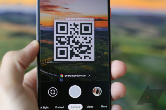How to scan QR codes on Android - Android Police