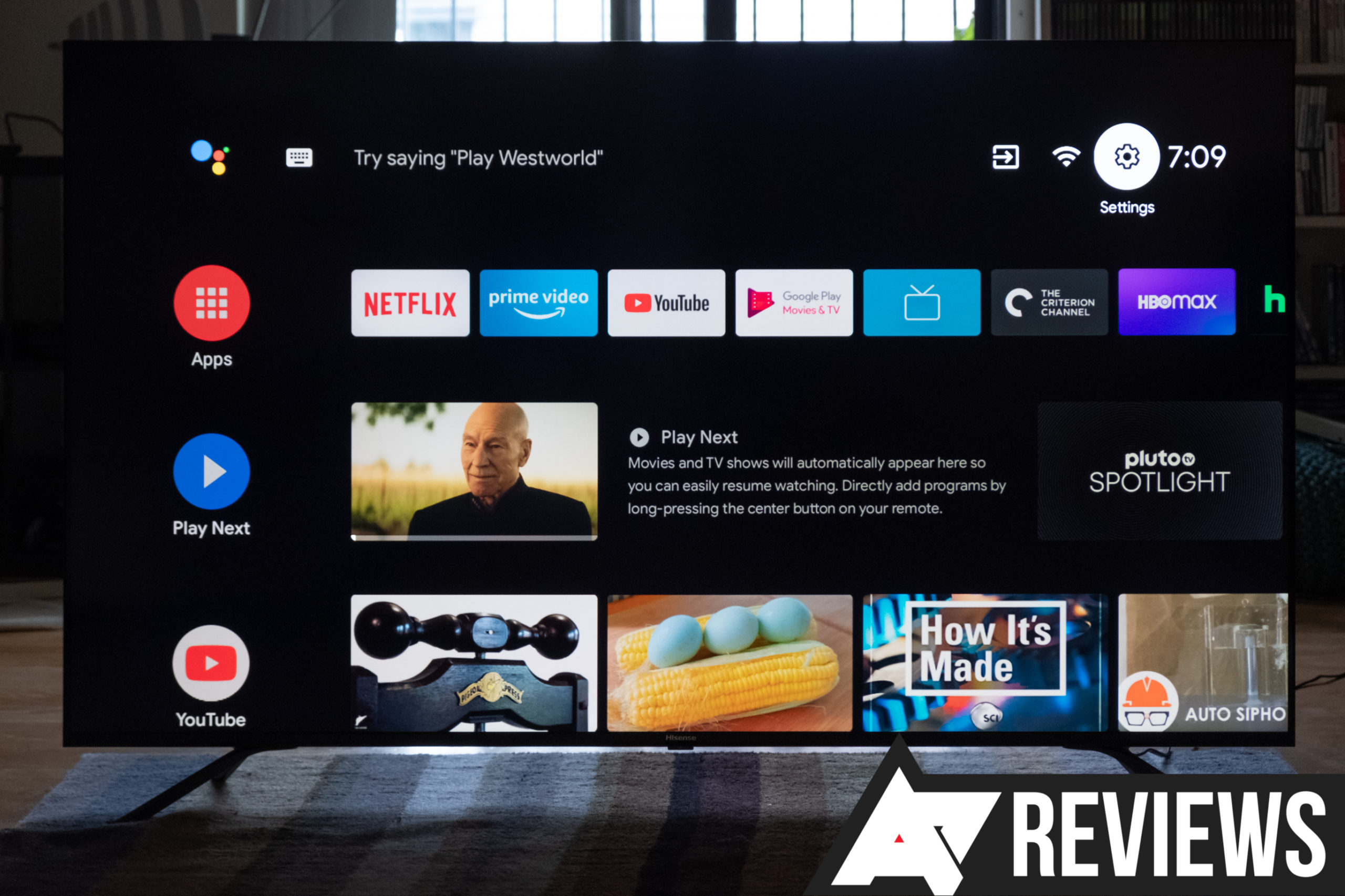Hisense H8g Quantum Android Tv Review A Very Good Smart Tv That S Very Hard To Recommend