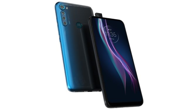 Motorola One Fusion+ coming unlocked to US for $400, pop-up selfie cam and all