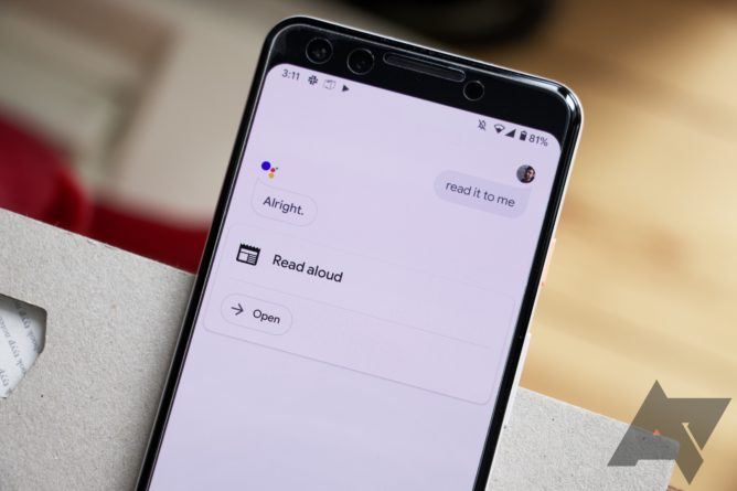 How to make Google read almost any story out loud to you on your Android phone