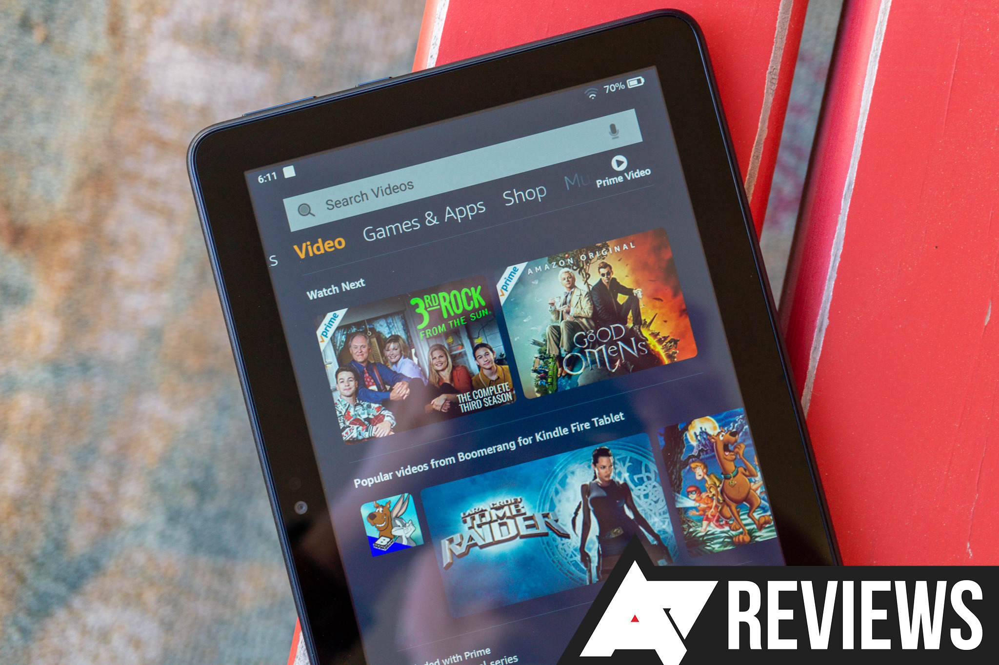 Amazon Fire Hd 8 2020 Review The Good Cheap Android Tablet Google Won T Build