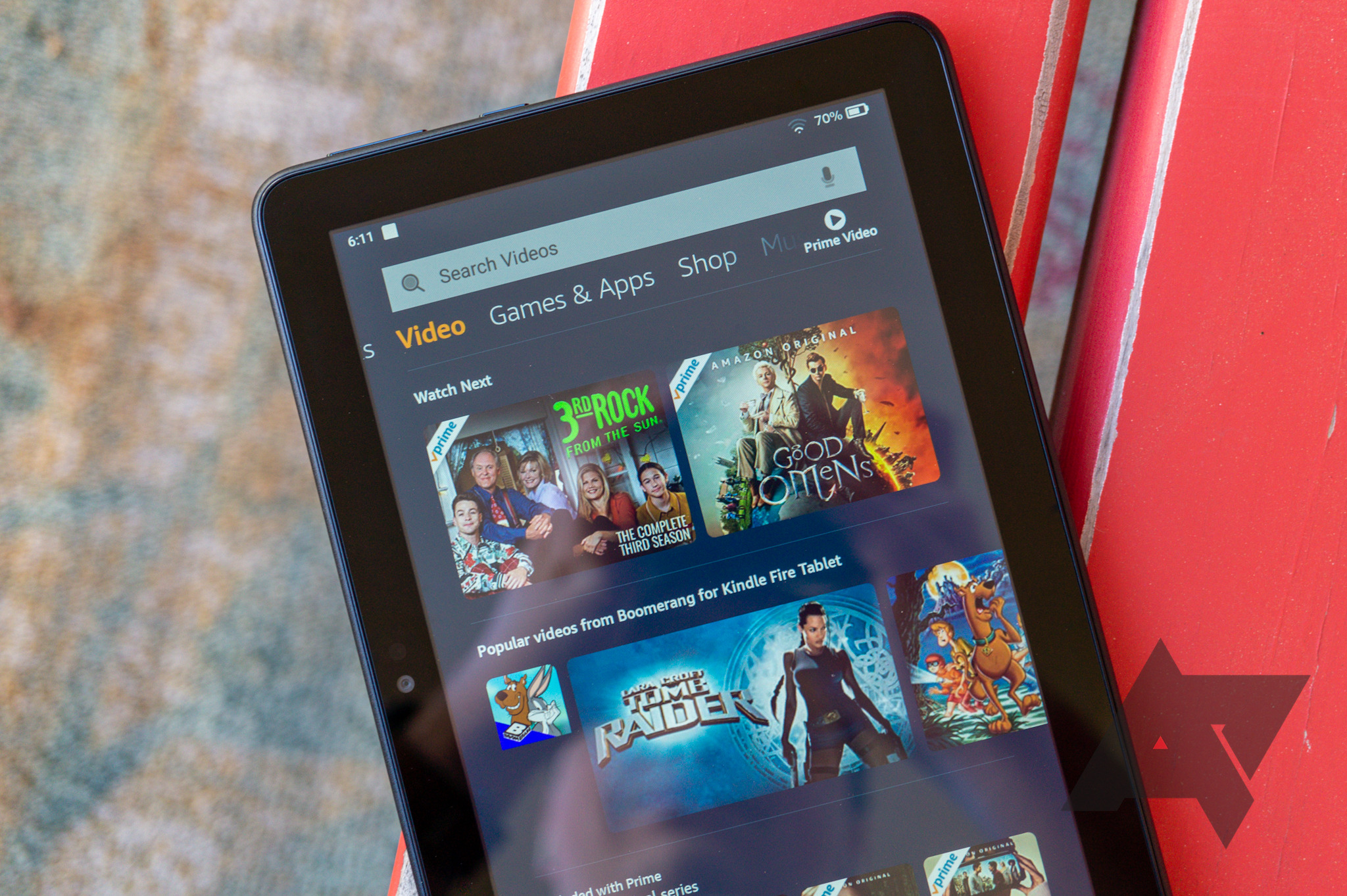 Fire HD 40 Plus 40 review One step closer to the combo tablet ...