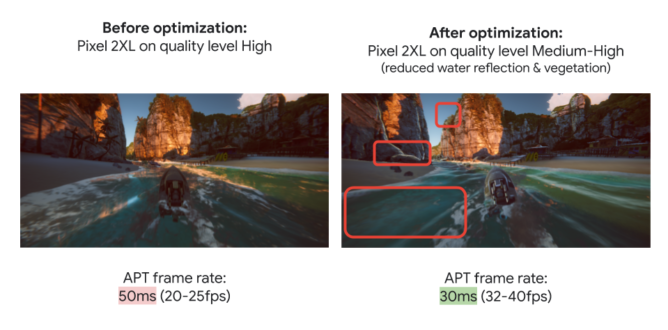 Google unveils new software designed to spice up body charges for Android video games 6