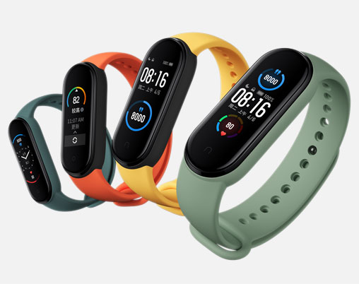 Xiaomi Mi Band 5 Is Official Comes With A Bigger Screen And More Convenient Charging