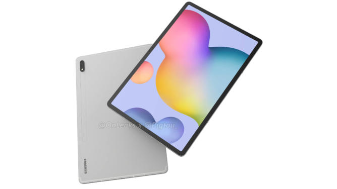 Galaxy Tab S7+ leak reveals the specs of Samsung's iPad Pro competitor