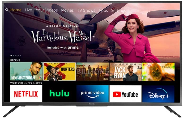 Hands-free Alexa is coming to all Amazon Fire TVs
