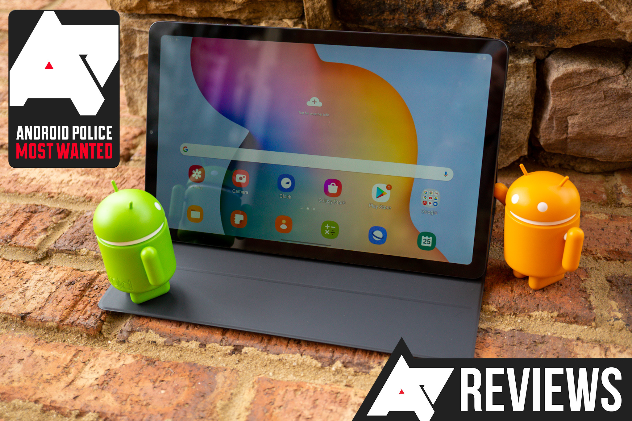 Samsung Galaxy Tab S6 Lite Review The New Android Tablet To Beat