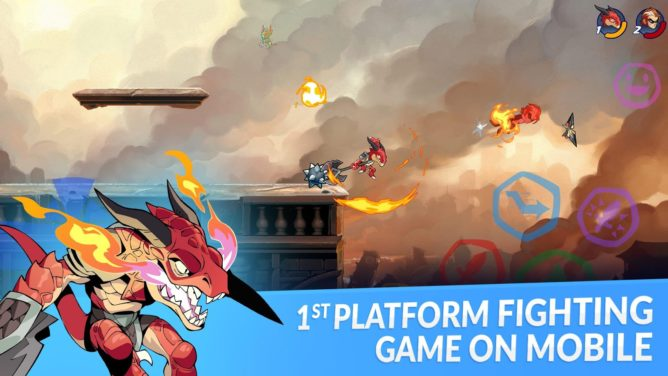 Ubisoft just released Brawlhalla on the Play Store two days early 4