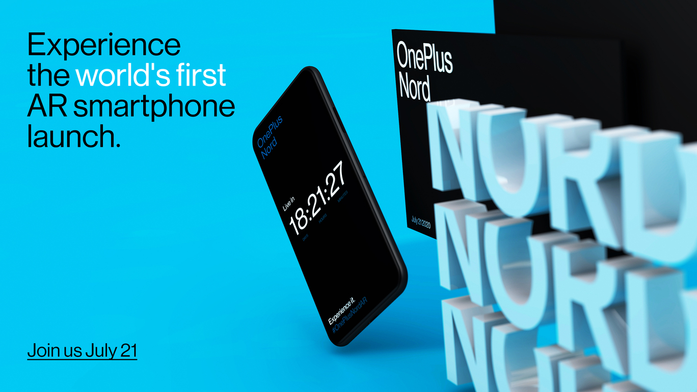 OnePlus Nord could be launched in India on July 21