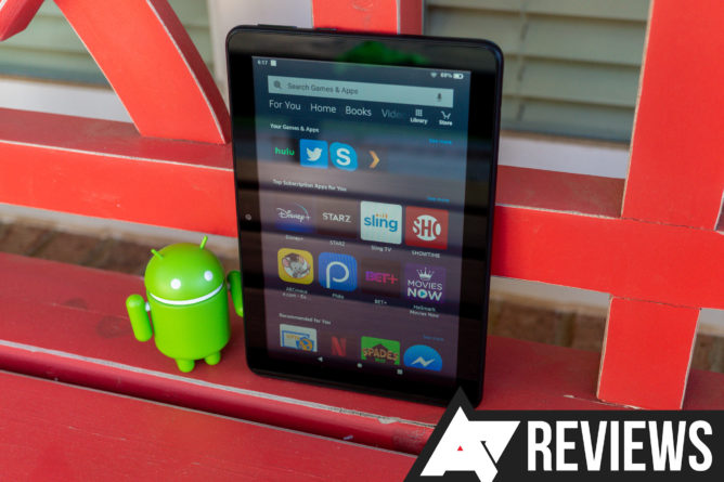 Fire HD 8 Plus (2020) review: One step closer to the combo tablet-smart display dream
