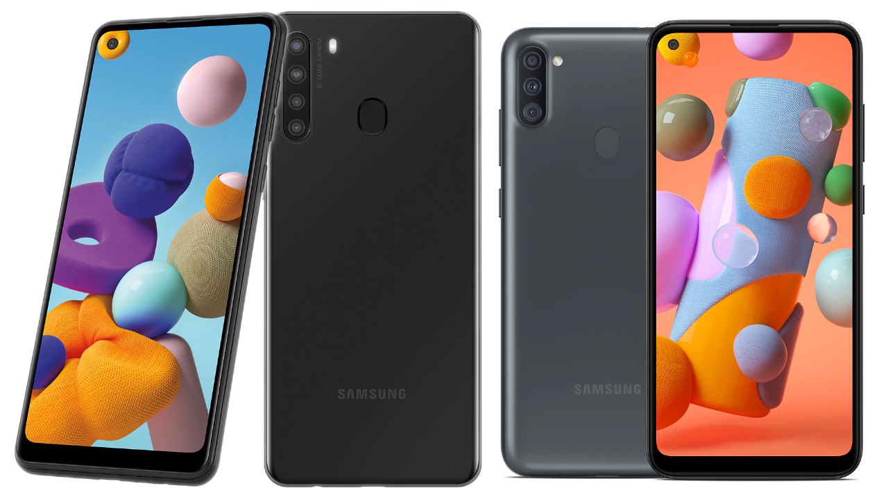 Galaxy A11 And A21 Now On Sale At A Growing Number Of Us Carriers