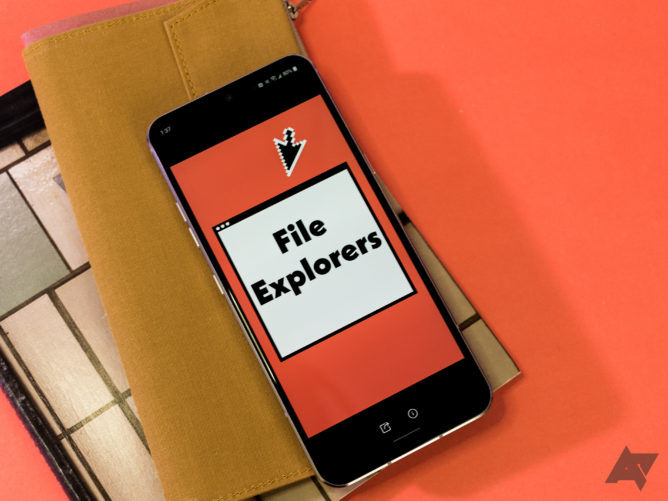 The best third-party file managers for Android