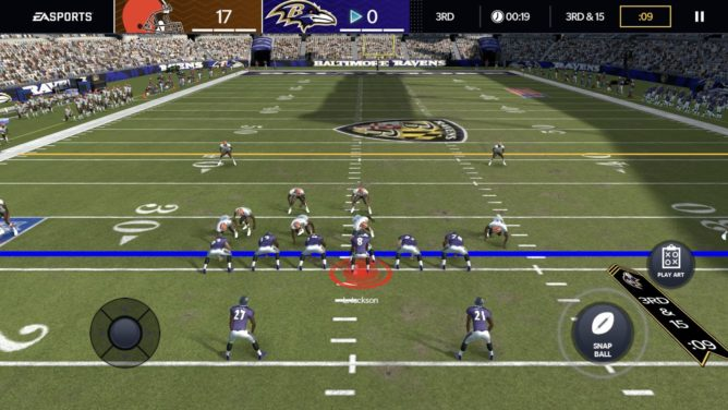 Madden NFL 21 Mobile Football is available on the Play Store a day early 4