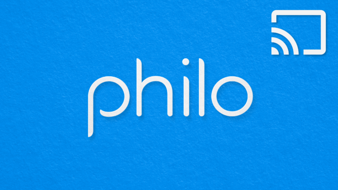 Streaming TV service Philo is adding Chromecast support