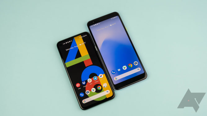 Pixel 4a vs. Pixel 3a: What's new in Google's 2020 budget phone? - Android Police