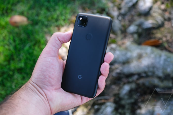 My Google Pixel 4a battery life impressions after almost a month using the phone