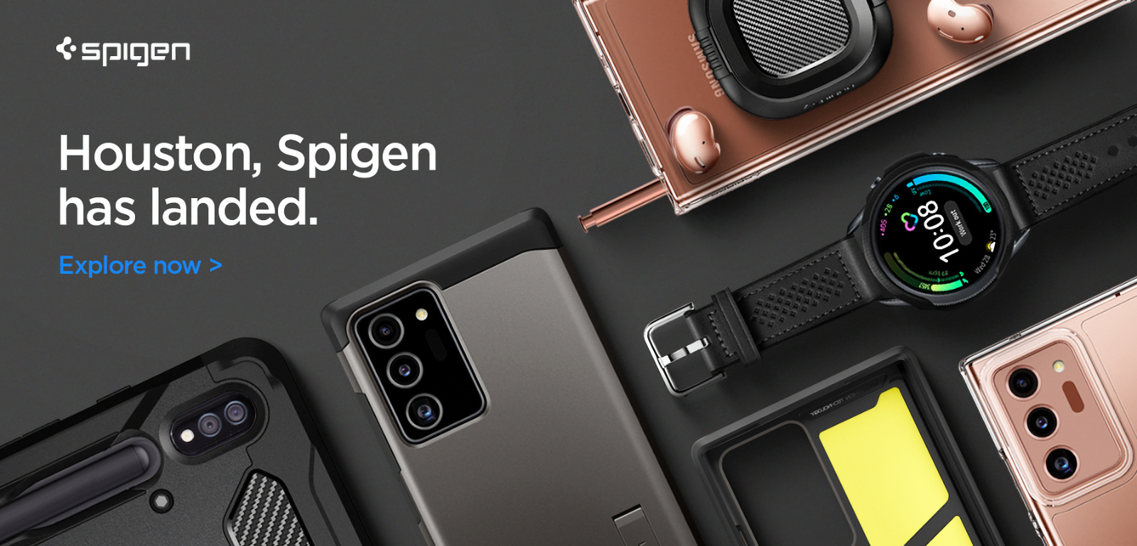 Spigen Note20 and Note20 Ultra case collection