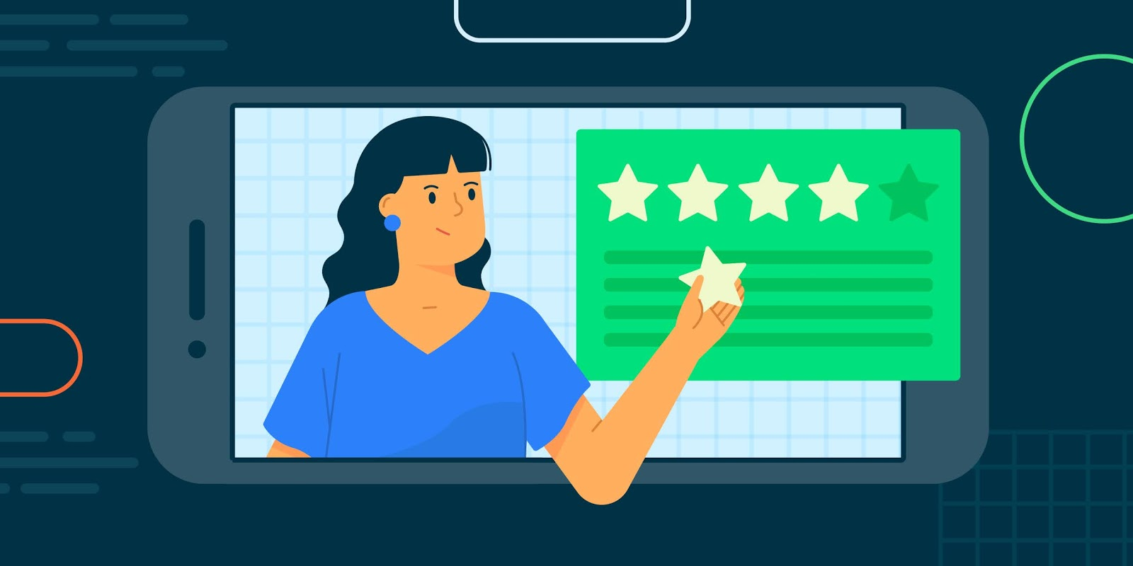 Google's new in-app reviews let you rate apps without switching to ...