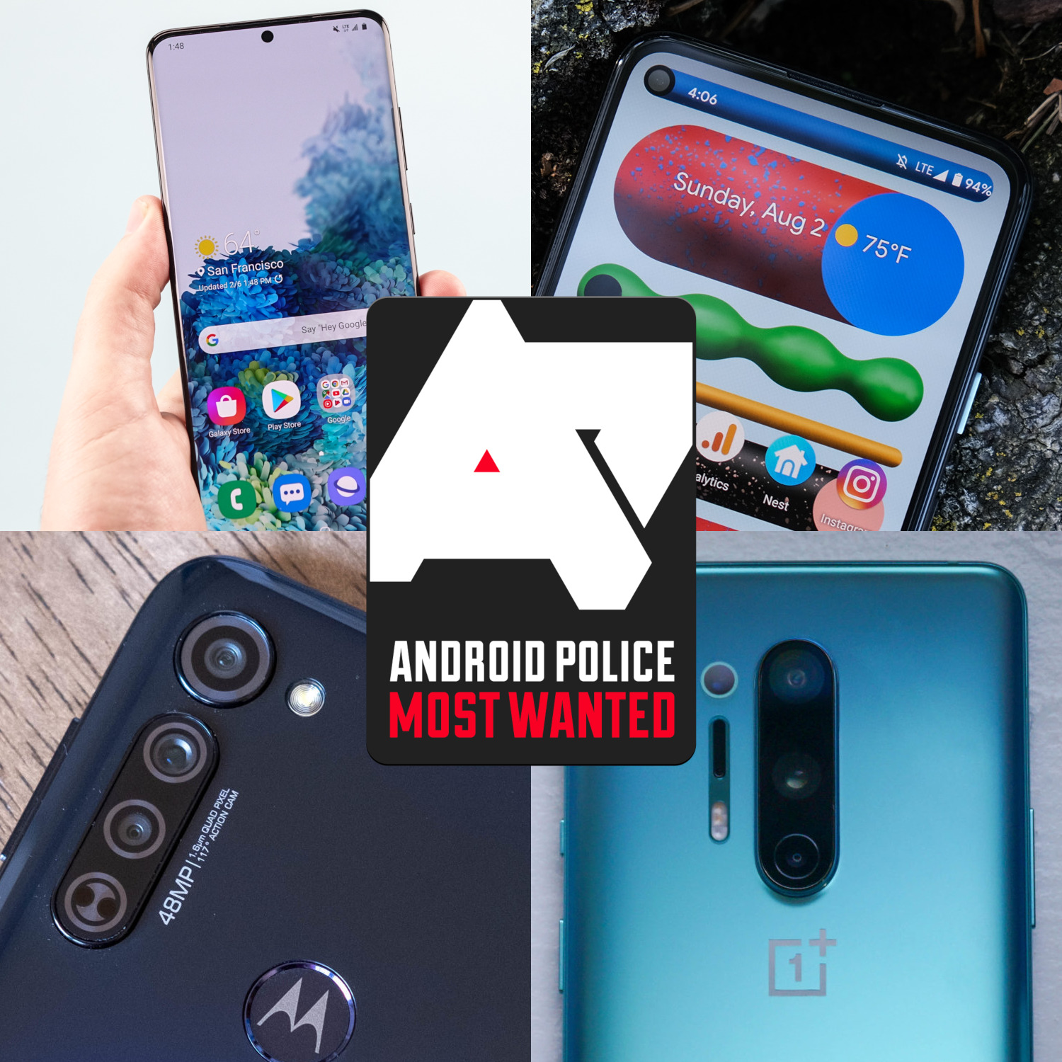 The Best Android Smartphones You Can Buy Right Now Fall 2020