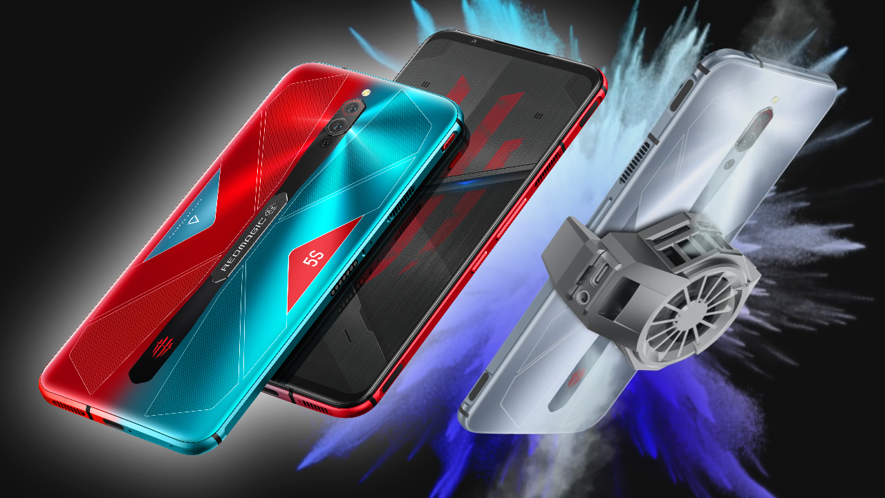 Red Magic 5S global pre-orders now open