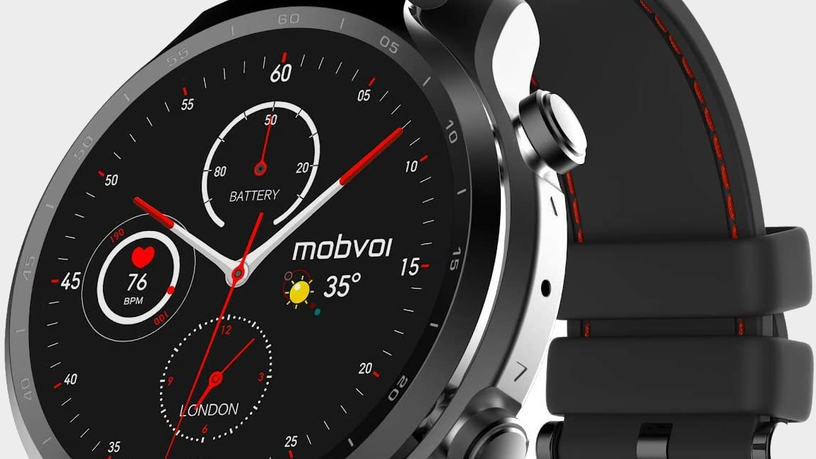 TicWatch Pro 3 revealed, a first for smartwatches