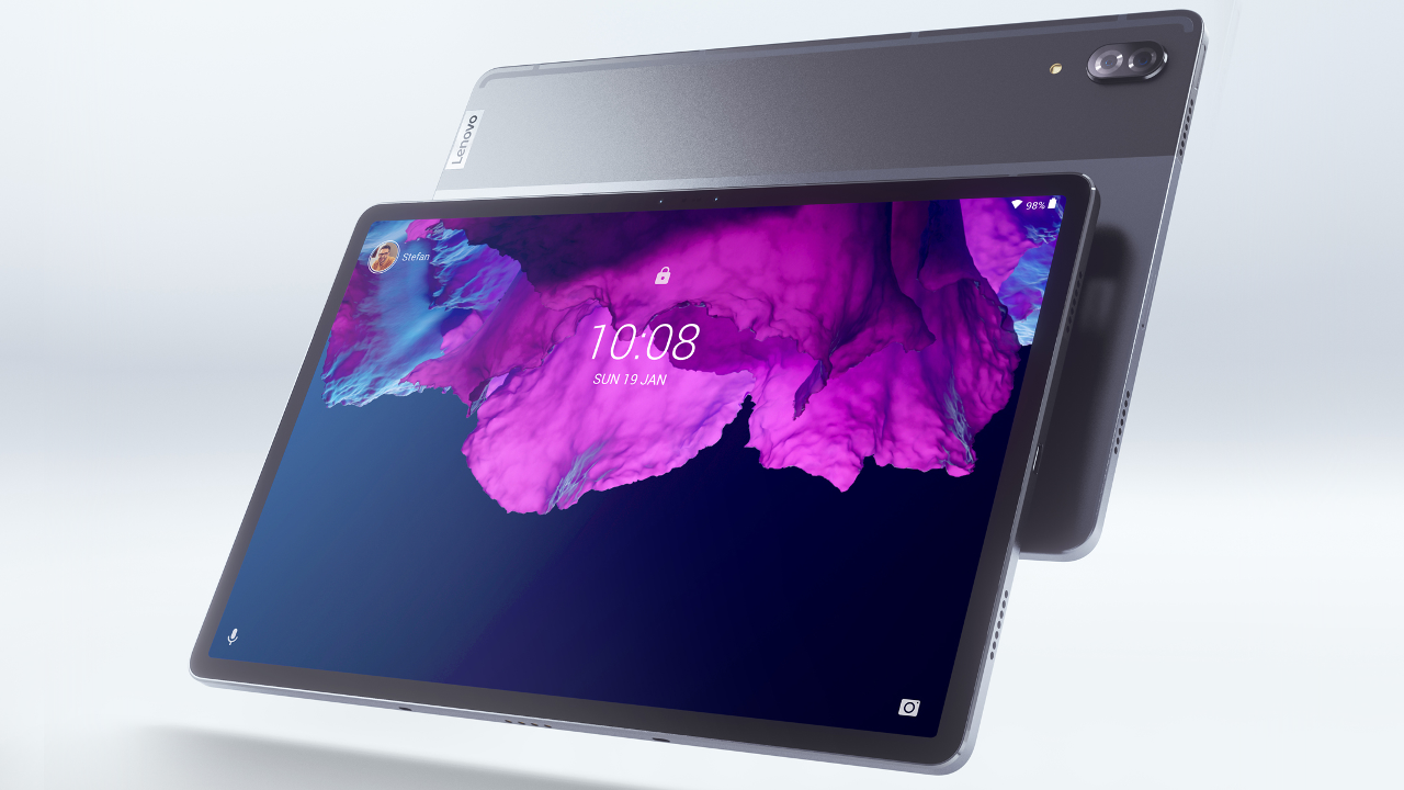 Lenovo's new Tab P11 Pro is a $499 Galaxy Tab S7 rival