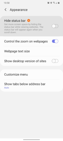 Samsung Internet Browser 13 rolling out with One UI 3.0 design and updated Chromium engine (APK Download)