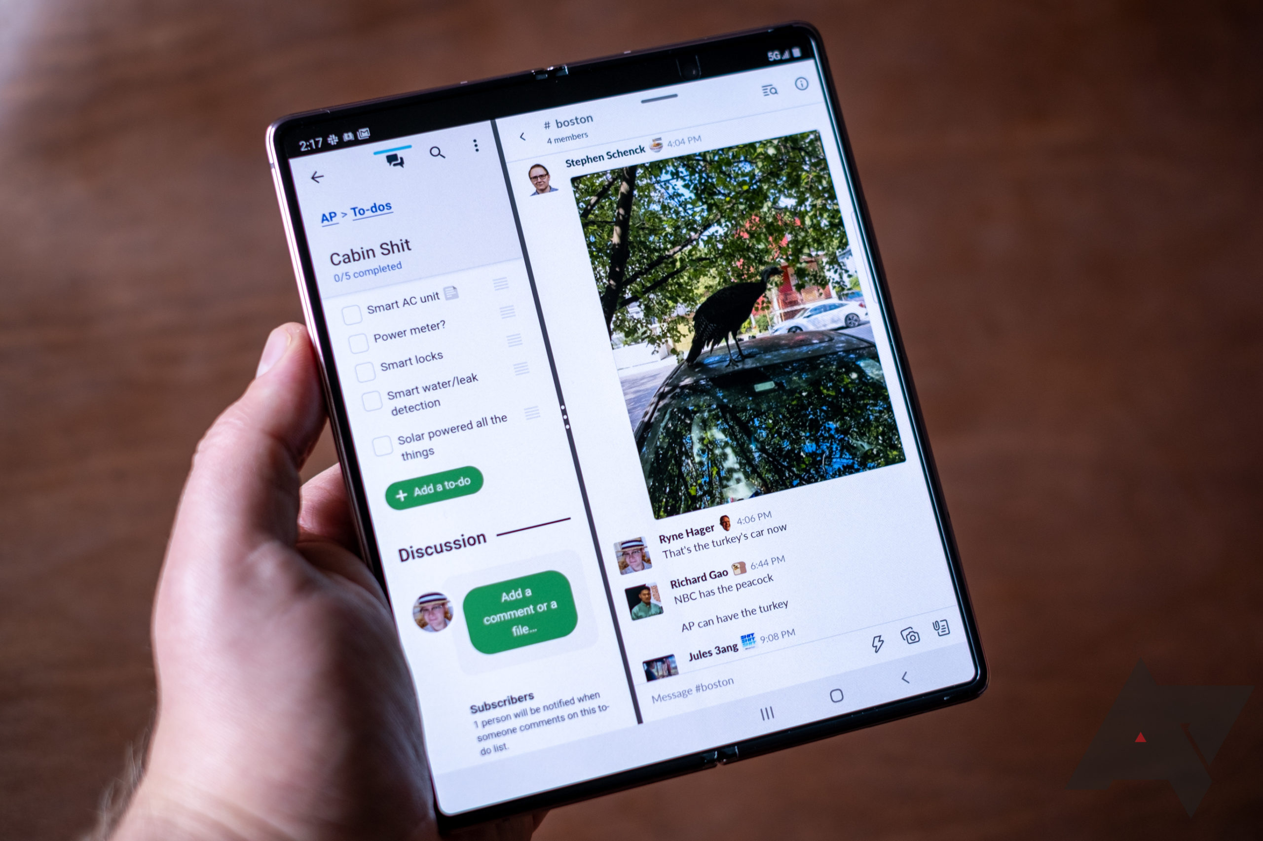 Samsung Galaxy Z Fold2 gets improved multitasking in One UI 3.1 update - Android Police
