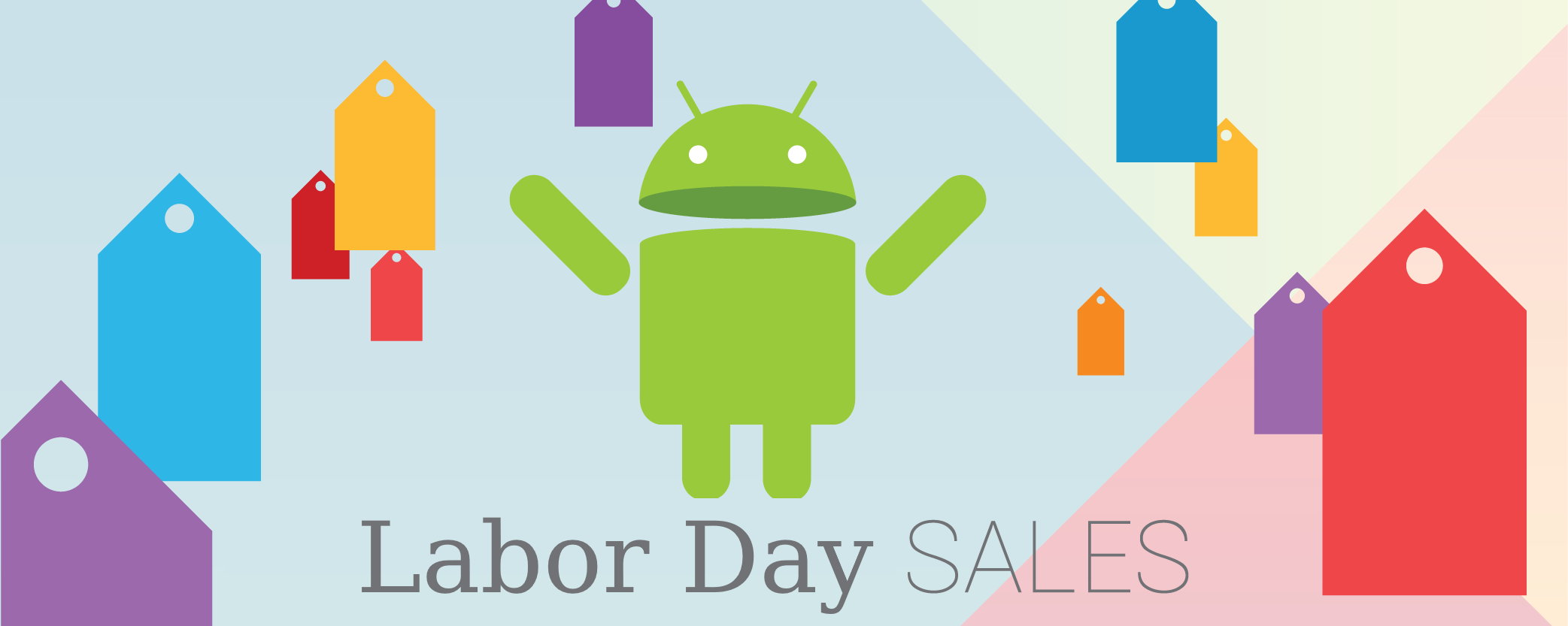 44 temporarily free and 53 on-sale apps and games for Labor Day