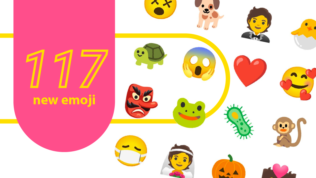 Here are the 117 new emoji you've got to learn for Android 11
