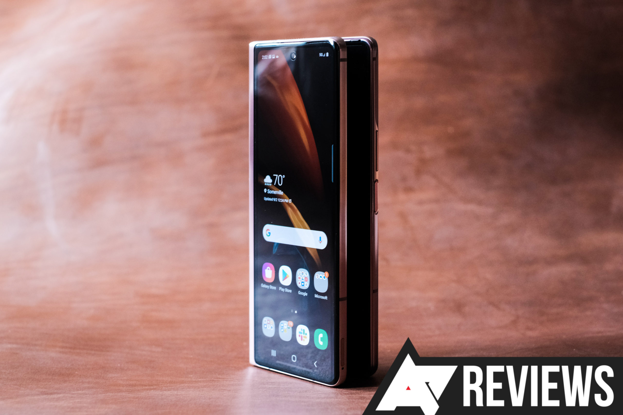 Galaxy Z Fold2 Review One Month Later Say Hello To Your Future