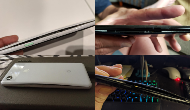 Increasing reports of Pixel 3 and Pixel 3 XL battery swelling damaging phones – Android Police