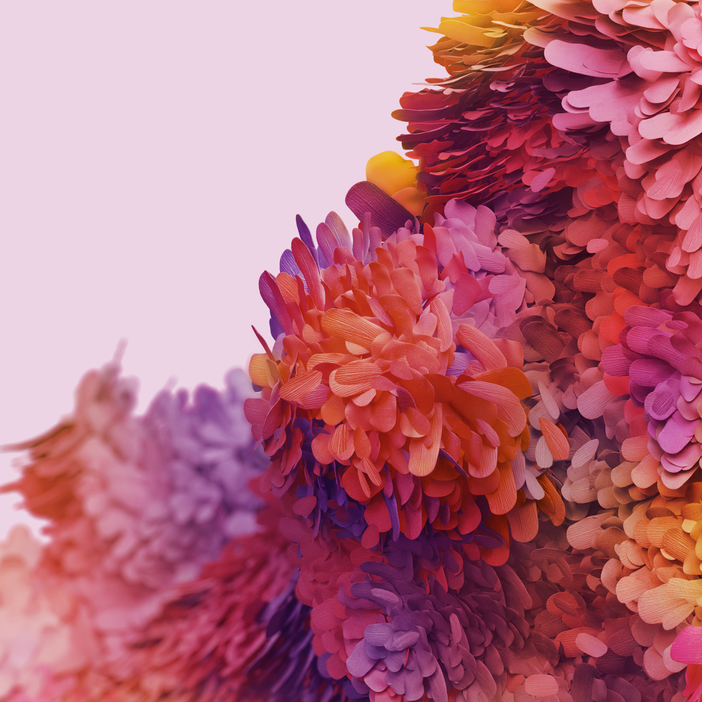 Here Are The Unreleased Galaxy S20 Fe S Wallpapers