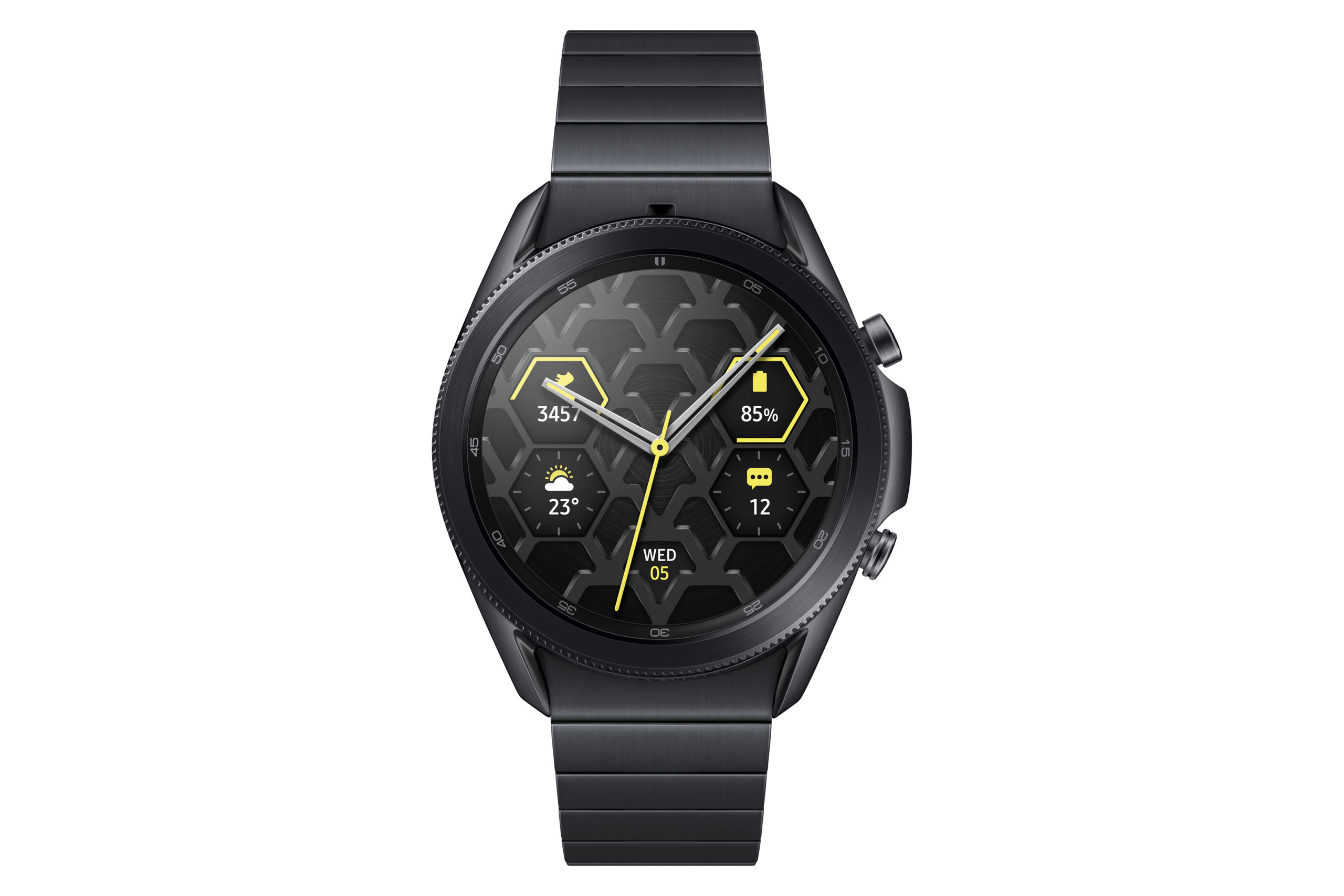 Samsung Galaxy Watch 3 Titanium Model Global Rollout Begins September 18