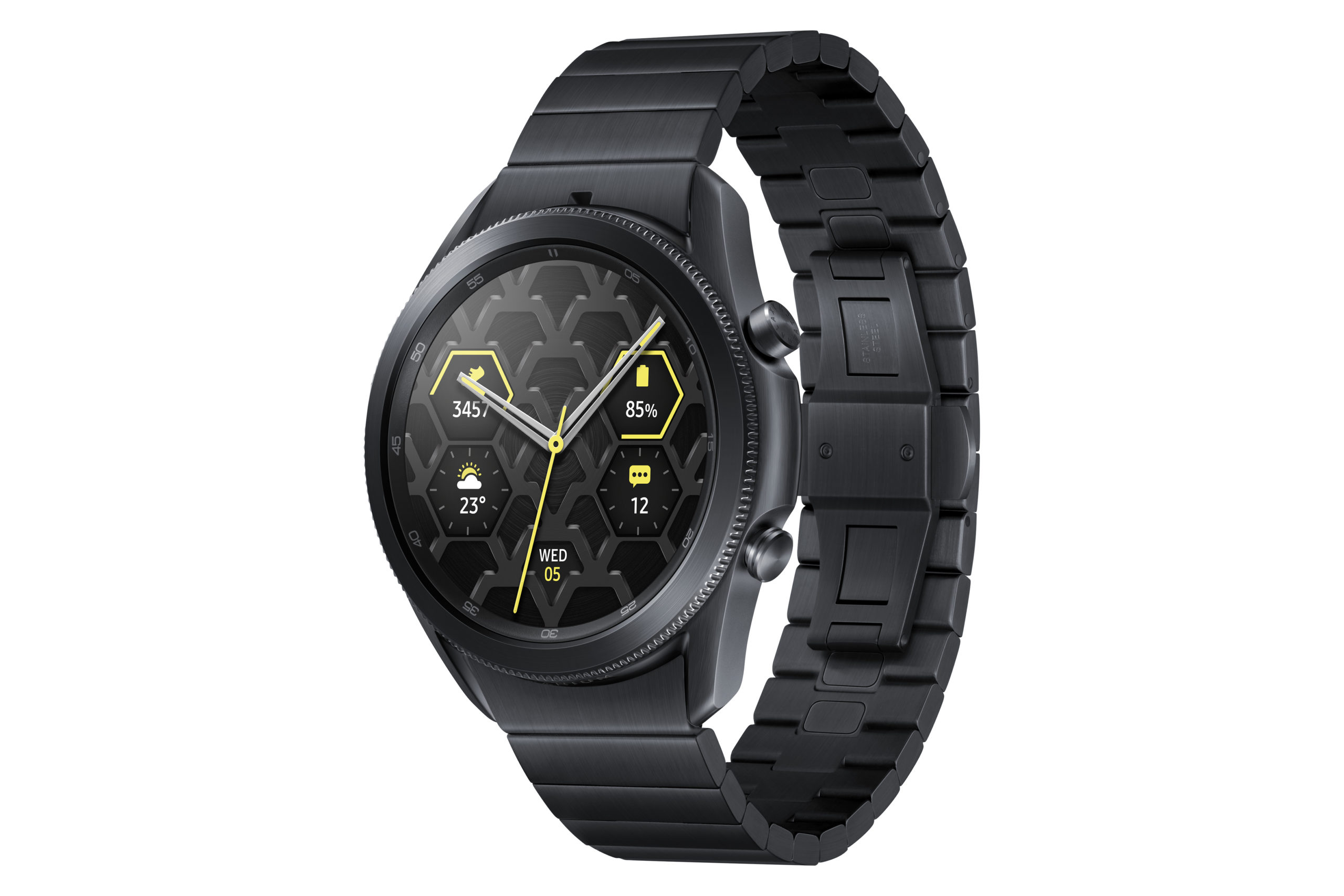 New Galaxy Watch 3 Model Gets Silly High Price