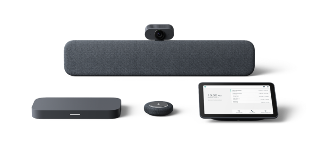 Google wants people to use Meet with its own Meet-y hardware bundles