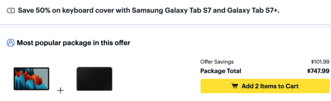 Here are the best deals on Samsung's new Galaxy Z Fold2 and the Tab S7 tablets 5