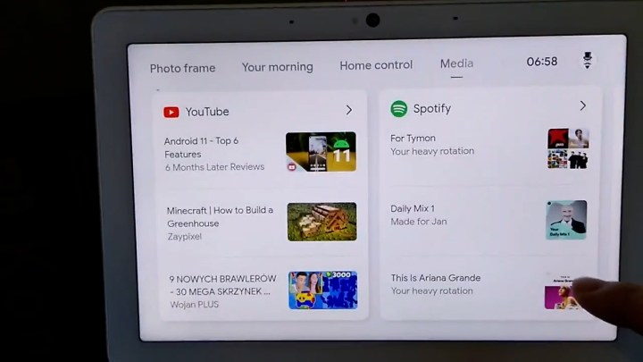 Google's new Chromecast demonstrated a week early