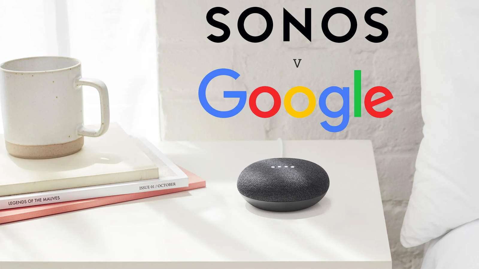Sonos doubles down on battle with Google, files second lawsuit with new claimsRedditLinkedInRedditLinkedIn