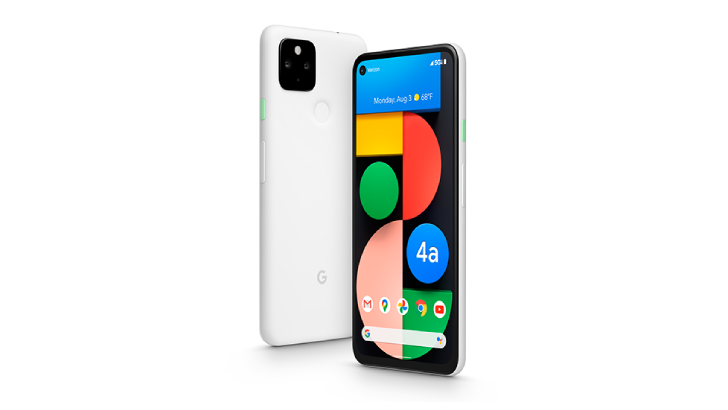 Google unveil new 5G phones, Pixel 5 and 4A