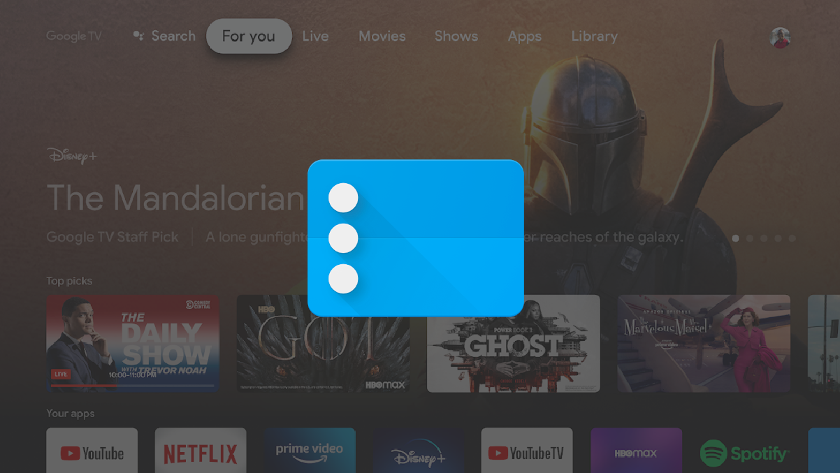 You can install the new Google TV launcher on older ATV devices — but you probably shouldn't