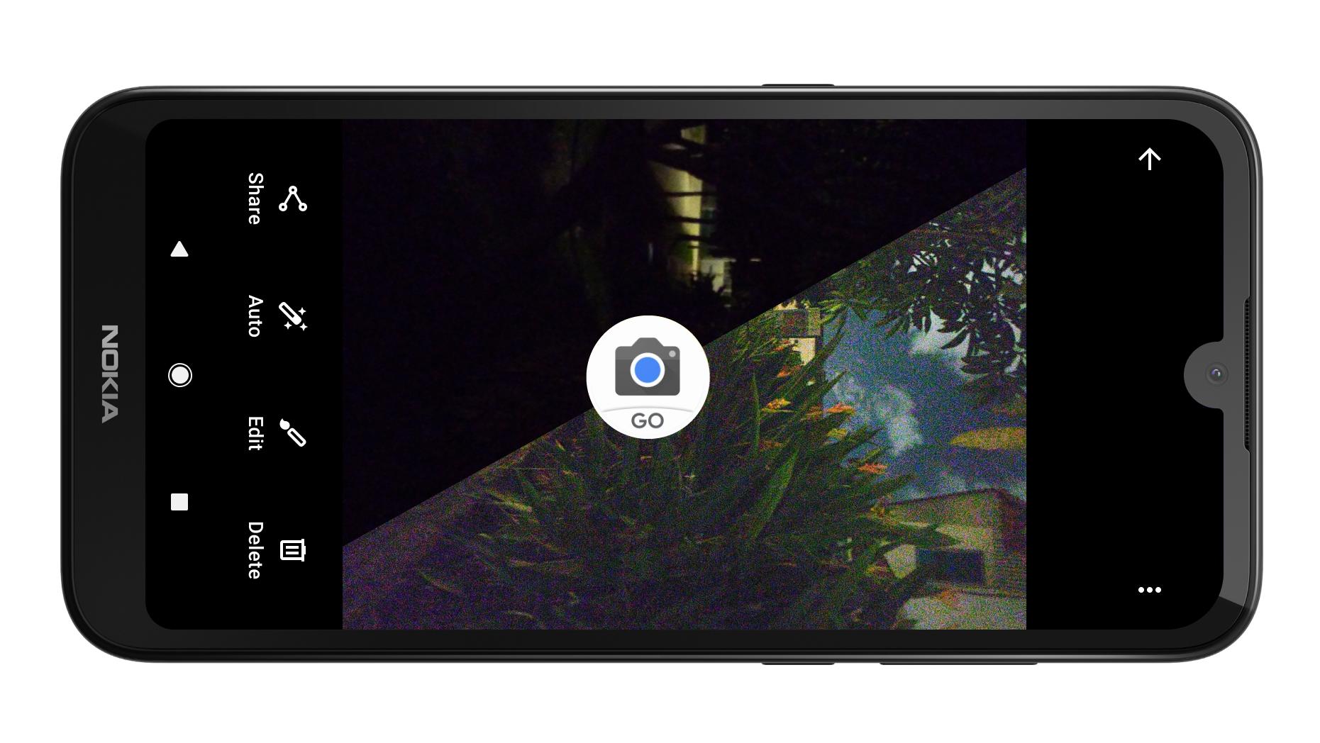 Google Camera Go Nokia