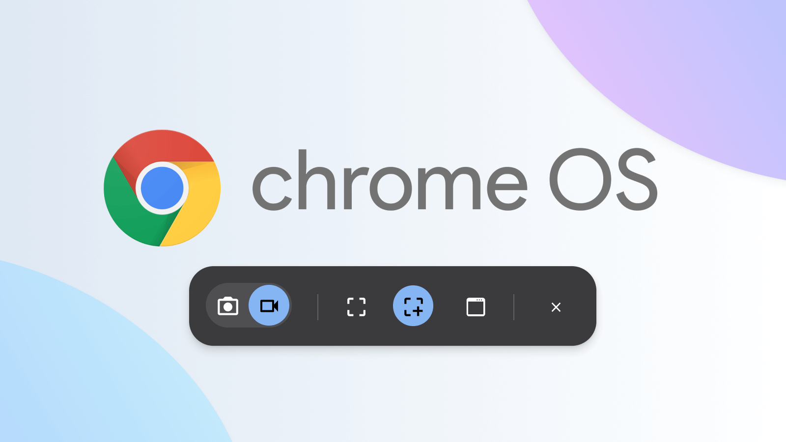Google is adding a native screen recorder to Chrome OS