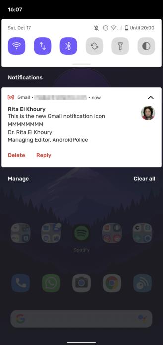 Get the new multicolored Gmail icon with this update (APK Download)