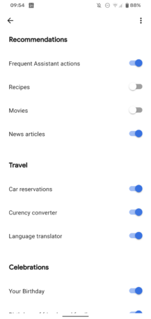 After ruining Google Now and Chrome, news articles start popping up in Assistant's daily snapshot 5
